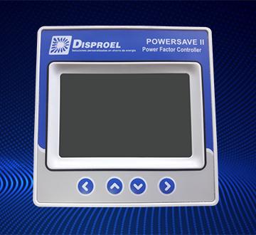 controlador factor potencia